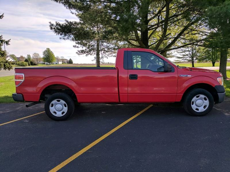 2009 Ford F-150 4x2 XL 2dr Regular Cab Styleside 8 ft. LB - Tremont IL