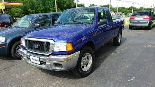 2004 Ford Ranger 2dr SuperCab XLT Value 4WD SB - Mishawaka IN