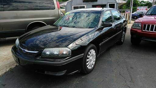2001 Chevrolet Impala LS 4dr Sedan - Mishawaka IN