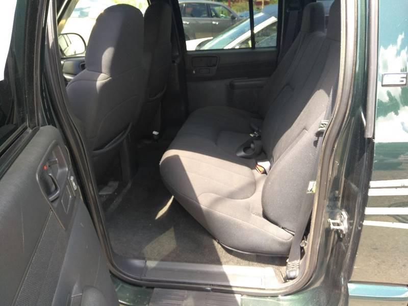 2003 Chevrolet S-10 4dr Crew Cab LS 4WD SB - Mishawaka IN