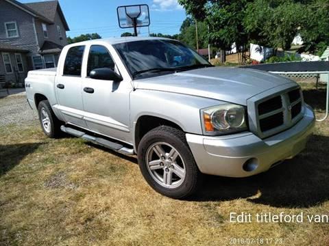 2007 Dodge Dakota for sale in Mishawaka, IN