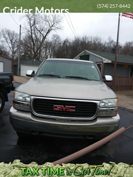 1999 GMC Sierra 1500 for sale in Mishawaka, IN