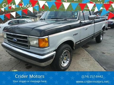 1989 Ford F-150 for sale in Mishawaka, IN