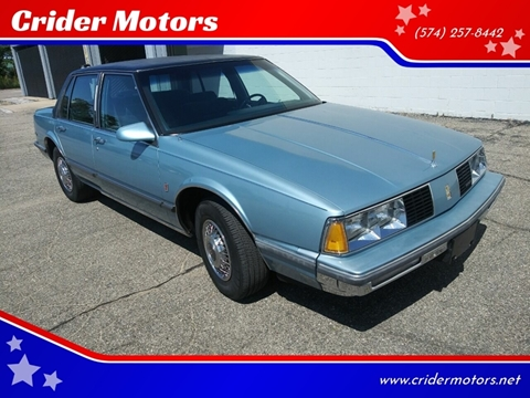 1986 Oldsmobile Delta Eighty-Eight Royale for sale in Mishawaka, IN