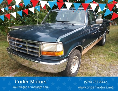 1994 Ford F-150 for sale in Mishawaka, IN
