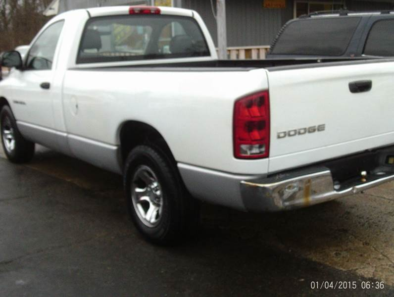 2004 Dodge Ram Pickup 1500 2dr Regular Cab ST Rwd LB - Mishawaka IN