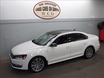 2015 Volkswagen Passat for sale in Holliston, MA
