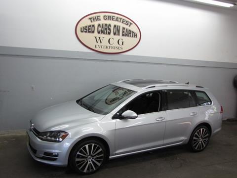 2015 Volkswagen Golf SportWagen for sale in Holliston, MA