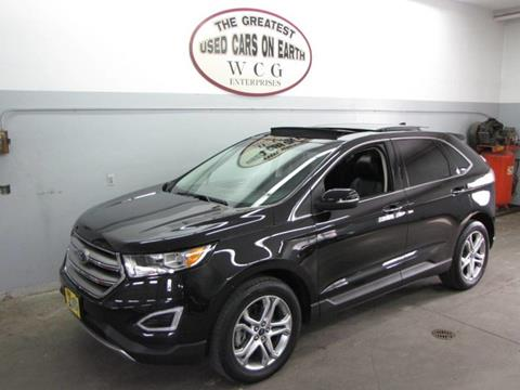 2015 Ford Edge for sale in Holliston, MA