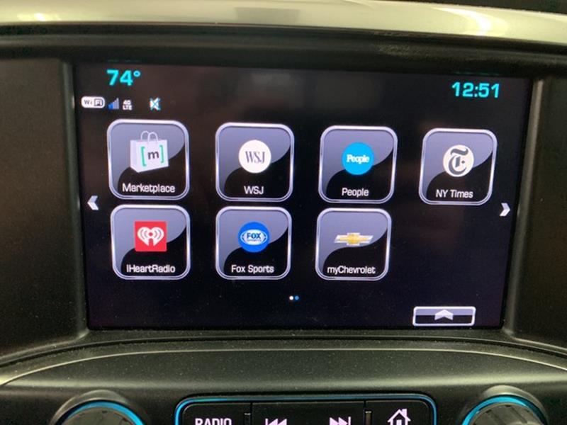 2018 Chevrolet Silverado 1500 4x4 LT 4dr Double Cab 6 5 ft