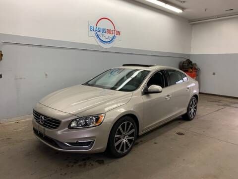 2017 Volvo S60 for sale at WCG Enterprises in Holliston MA