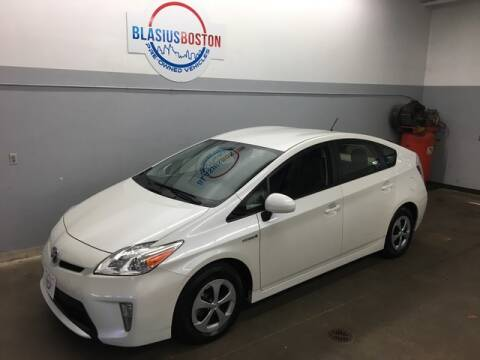2015 Toyota Prius for sale at WCG Enterprises in Holliston MA