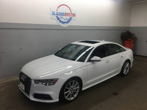 2018 Audi A6 for sale at WCG Enterprises in Holliston MA