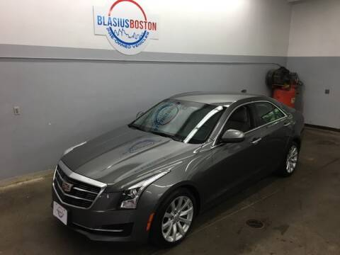 2017 Cadillac ATS for sale at WCG Enterprises in Holliston MA