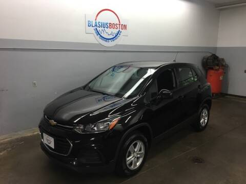 2017 Chevrolet Trax for sale at WCG Enterprises in Holliston MA