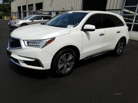 2017 Acura MDX for sale at WCG Enterprises in Holliston MA