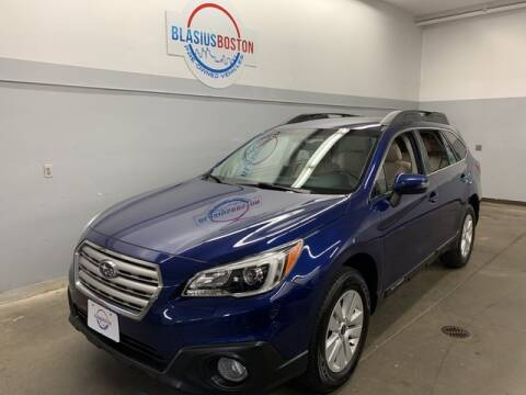2016 Subaru Outback for sale at WCG Enterprises in Holliston MA