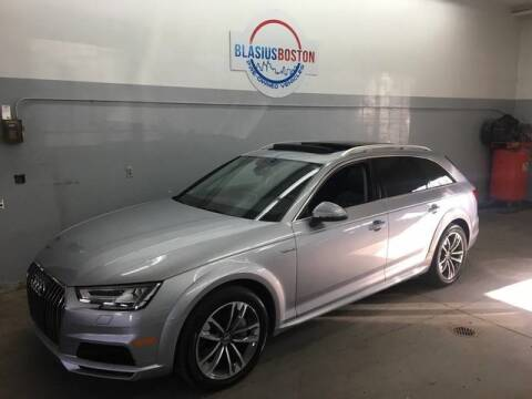 2017 Audi A4 allroad for sale at WCG Enterprises in Holliston MA