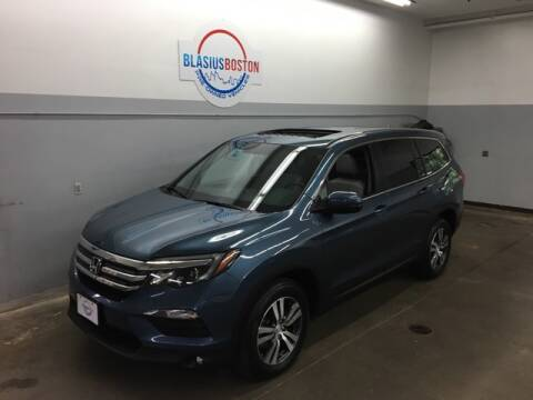 2018 Honda Pilot for sale at WCG Enterprises in Holliston MA