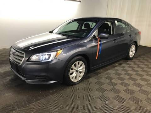 2017 Subaru Legacy for sale at WCG Enterprises in Holliston MA