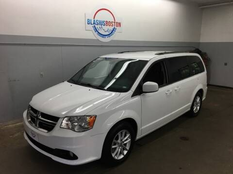 2019 Dodge Grand Caravan for sale at WCG Enterprises in Holliston MA