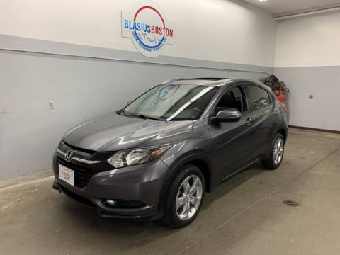 2016 Honda HR-V for sale at WCG Enterprises in Holliston MA