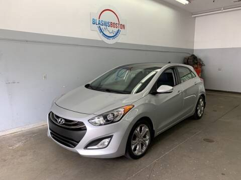 2013 Hyundai Elantra GT for sale at WCG Enterprises in Holliston MA