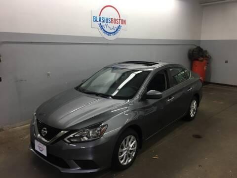 2017 Nissan Sentra for sale at WCG Enterprises in Holliston MA