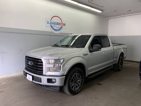 2017 Ford F-150 for sale at WCG Enterprises in Holliston MA
