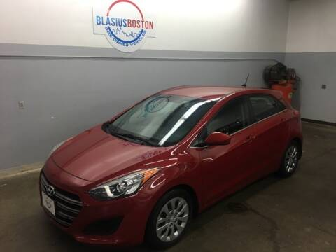 2016 Hyundai Elantra GT for sale at WCG Enterprises in Holliston MA