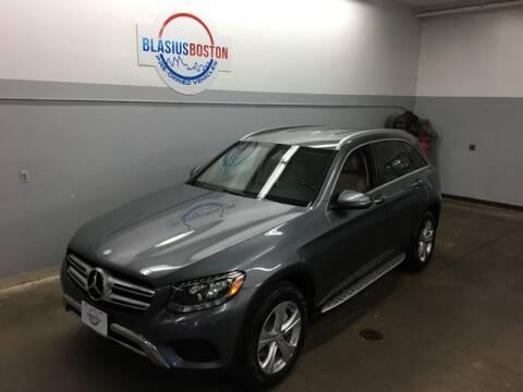 2017 Mercedes-Benz GLC for sale at WCG Enterprises in Holliston MA