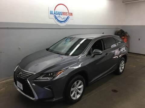 2017 Lexus RX 350 for sale at WCG Enterprises in Holliston MA