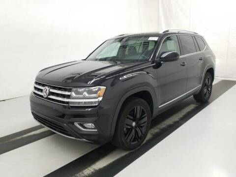 2018 Volkswagen Atlas for sale at WCG Enterprises in Holliston MA