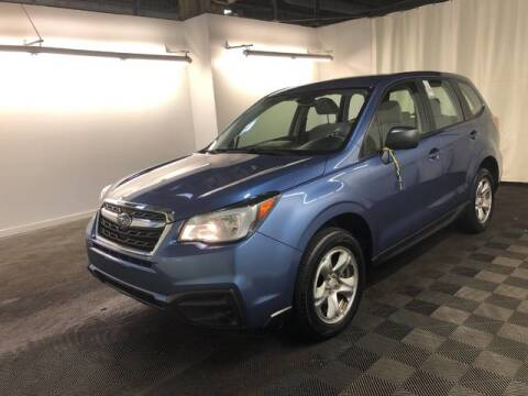 2018 Subaru Forester for sale at WCG Enterprises in Holliston MA