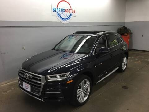2018 Audi Q5 for sale at WCG Enterprises in Holliston MA