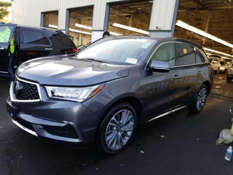 2017 Acura MDX for sale at WCG Enterprises in Holliston MA