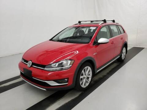 2018 Volkswagen Golf Alltrack for sale at WCG Enterprises in Holliston MA