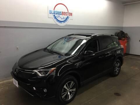 2018 Toyota RAV4 for sale at WCG Enterprises in Holliston MA