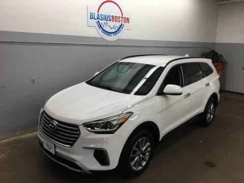 2017 Hyundai Santa Fe for sale at WCG Enterprises in Holliston MA
