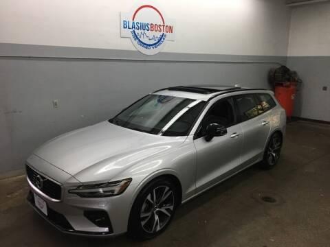 2019 Volvo V60 for sale at WCG Enterprises in Holliston MA