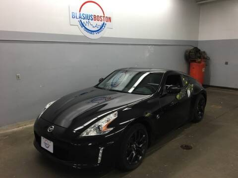 2016 Nissan 370Z for sale at WCG Enterprises in Holliston MA