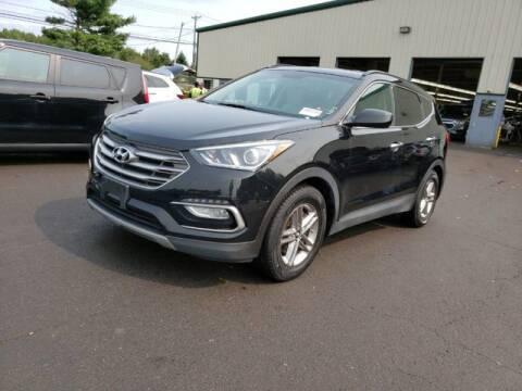 2017 Hyundai Santa Fe Sport for sale at WCG Enterprises in Holliston MA