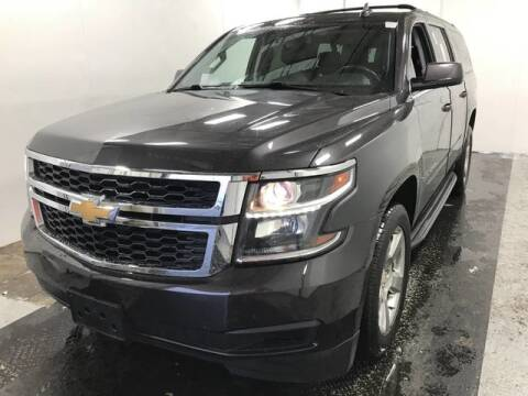 2017 Chevrolet Suburban for sale at WCG Enterprises in Holliston MA