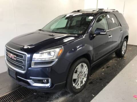 2017 GMC Acadia Limited for sale at WCG Enterprises in Holliston MA