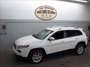 2014 Jeep Cherokee for sale in Holliston, MA