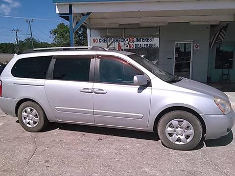 2008 Kia Sedona for sale in Cocoa, FL