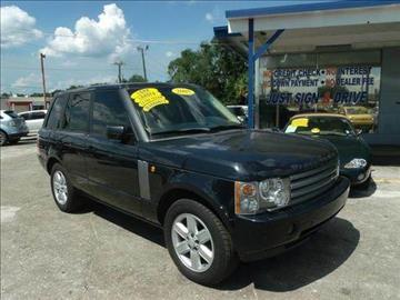 2005 Land Rover Range Rover for sale in Cocoa, FL