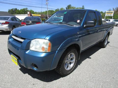 2004 Nissan Frontier for sale in Pelham, NH