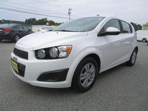 2014 Chevrolet Sonic for sale in Pelham, NH