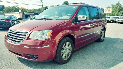 2008 Chrysler Town and Country for sale in Pelham, NH